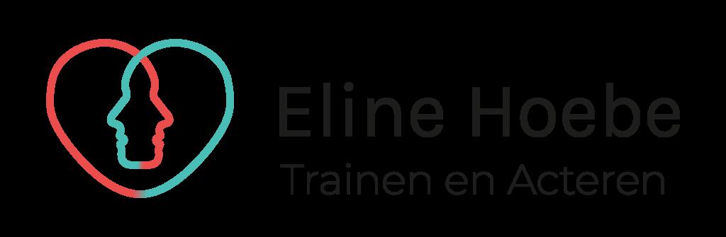 Eline Hoebe Trainingsacteur logo